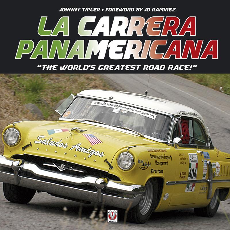 Boek: La Carrera Panamericana