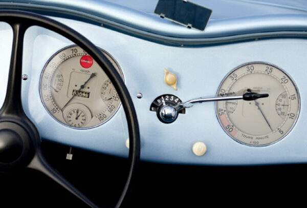 Peugeot 402 Darl'mat Roadster (1938)