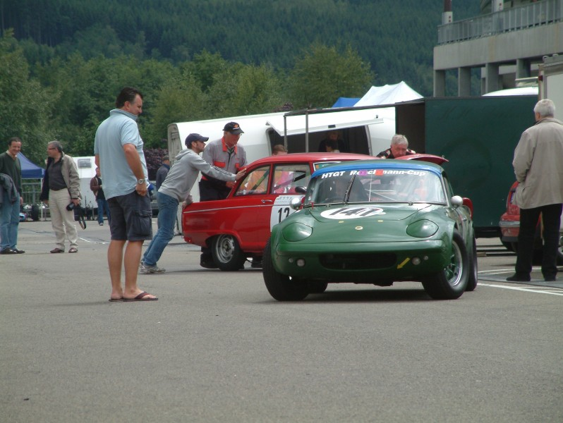 Ardennenoffensief: Spa-Francorchamps Classic