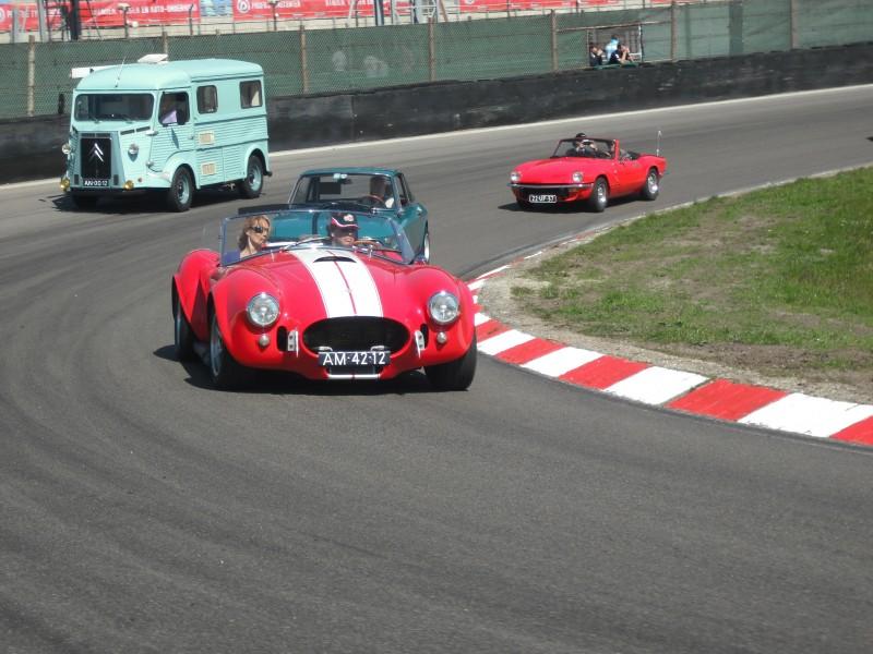 Eerste pinksterdag: 3e Classic Car Morning Zandvoort