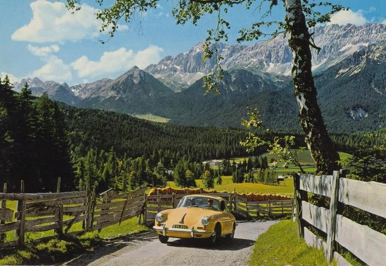 Seefeld Classic Rally: 28 -31 juli 2011