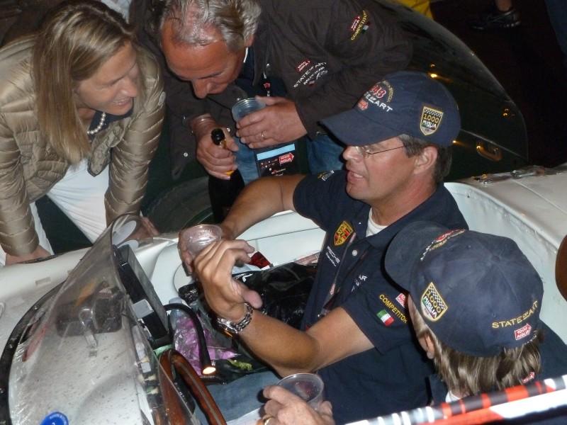 Mille Miglia 2011: Italië in de hoogste versnelling (3)