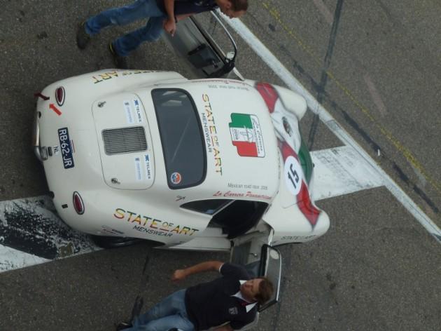 State of Art Porsche 356 B1