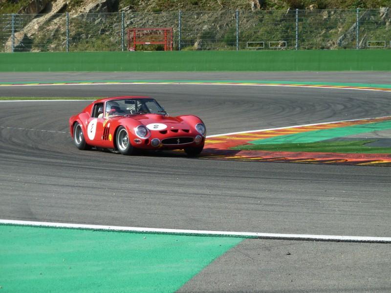 Spa Six Hours en F1 Historic 2011