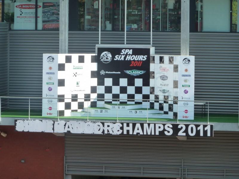 Spa Six Hours 2011 – De laatste race voor Porsche 54