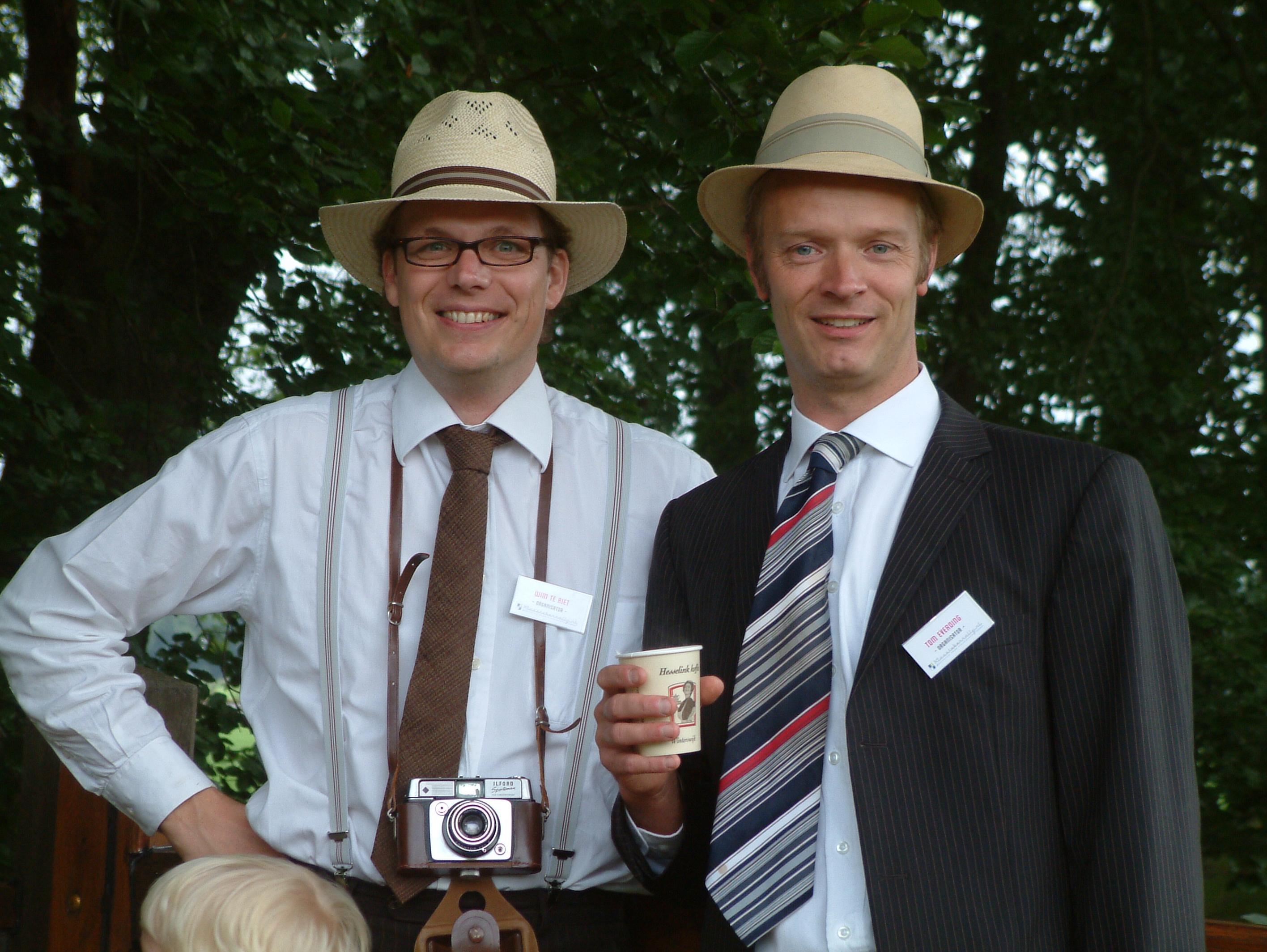 Helaas: Geen Klassiekerrally Winterswijk 2012
