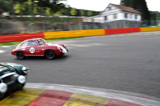 Spa Six Hours 2013 - Porsche 356