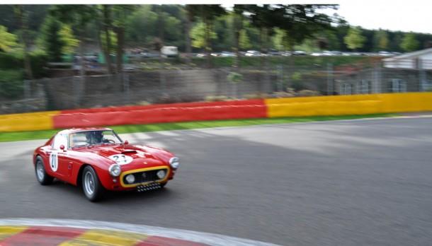 Spa Six Hours 2013 - Ferrari 250 GT SWB Competizione