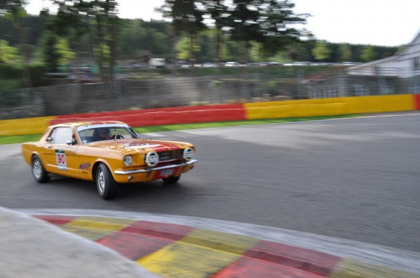 Spa Six Hours 2013 - Ford Mustang