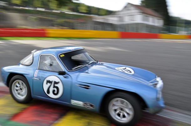 Spa Six Hours 2013 - TVR Grantura