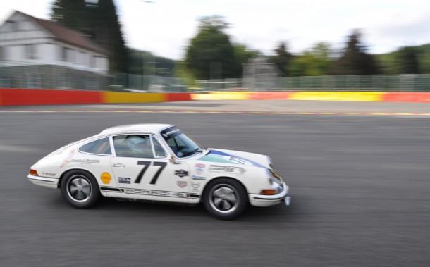 Spa Six Hours 2013 - Porsche 911