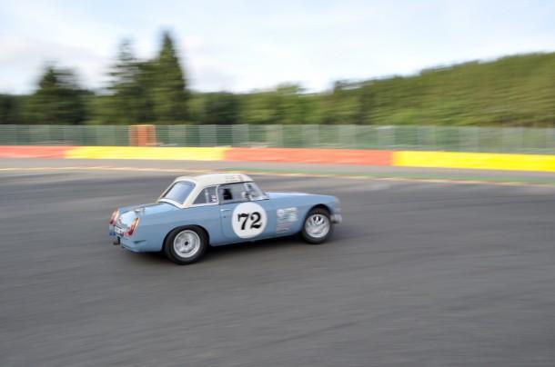 Spa Six Hours 2013 - MGB