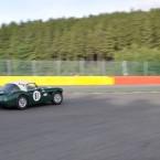 Spa Six Hours 2013 - Austin Healey