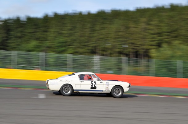 Spa Six Hours 2013 - Ford Shelby Mustang 350GT