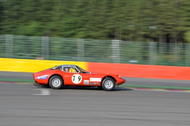 Spa Six Hours 2013 - Marcos 1800 GT
