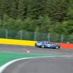 Spa Six Hours 2013 - Aston Martin DB4 GT