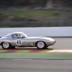 Spa Six Hours 2013 - Jaguar E-Type Lowdrag Lightweight