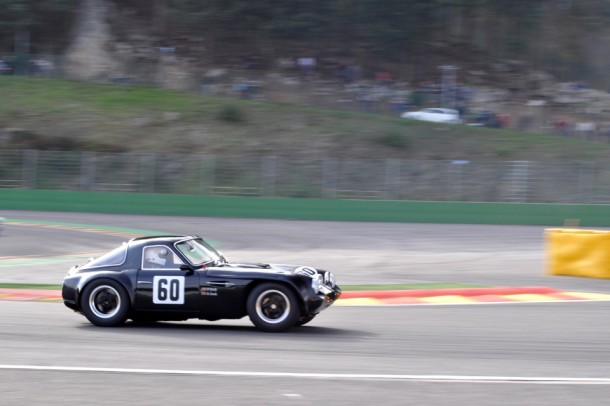 Spa Six Hours 2013 - TVR Griffith