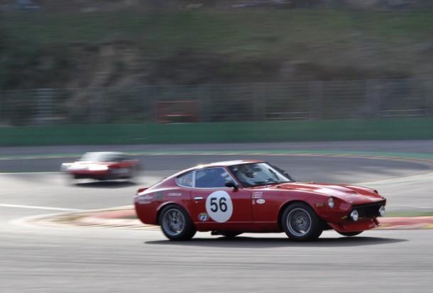 Spa Six Hours 2013 - Datsun 240Z