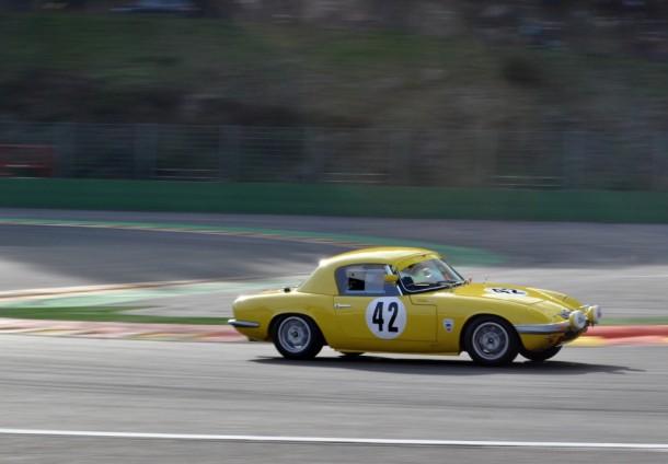 Spa Six Hours 2013 - Lotus Elan