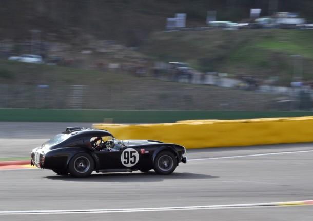Spa Six Hours 2013 - Shelby Cobra