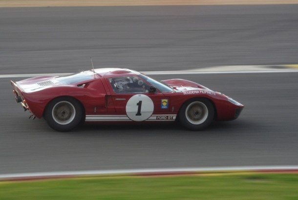 Spa Six Hours 2013 - Ford GT40