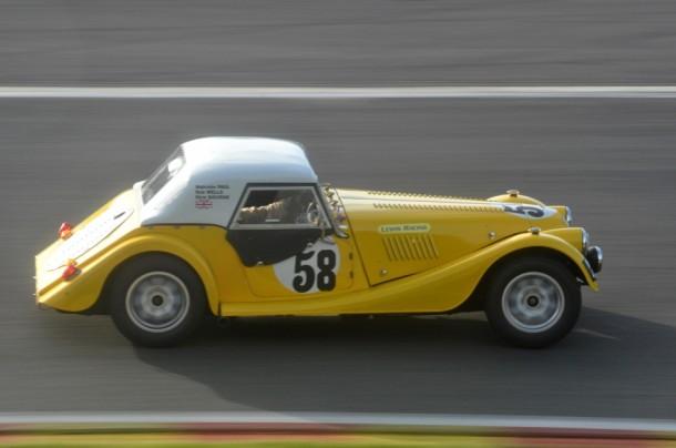 Spa Six Hours 2013 - Morgan Plus 8