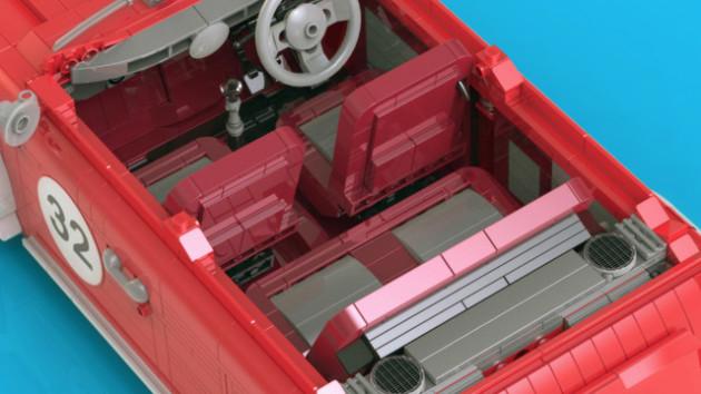 Lego Cusoo Mini interieur