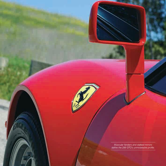Ferrari 288 GTO-bijbel voor de liefhebber