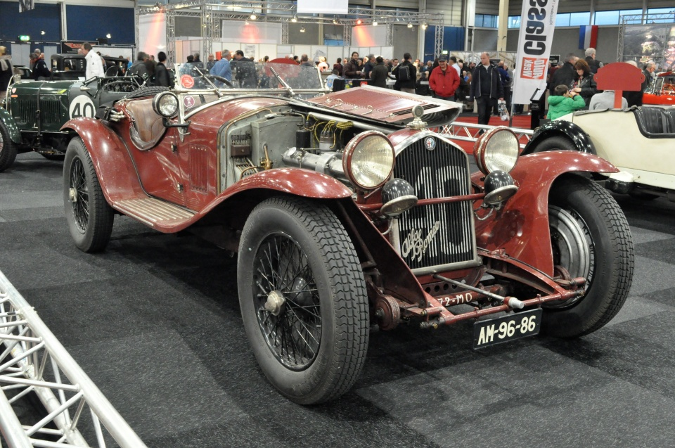 InterClassics & TopMobiel 2014: Pre-war race legends