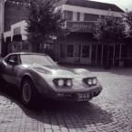 Klassiekerrally 2001 - Chevrolet Corvette