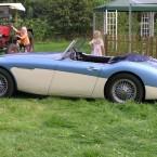 Klassiekerrally 2005 - Austin Healey 100/6