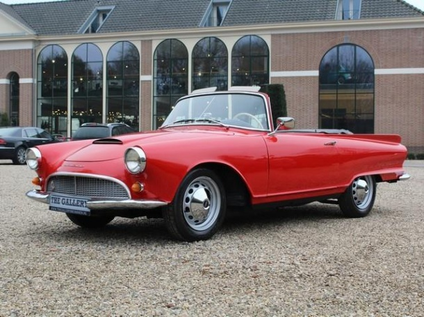 Auto Union DKW 1000 SP Roadster