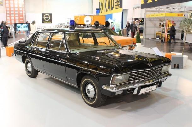 Opel Techno Classica 2014