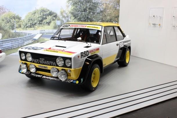 Fiat Techno Classica 2014