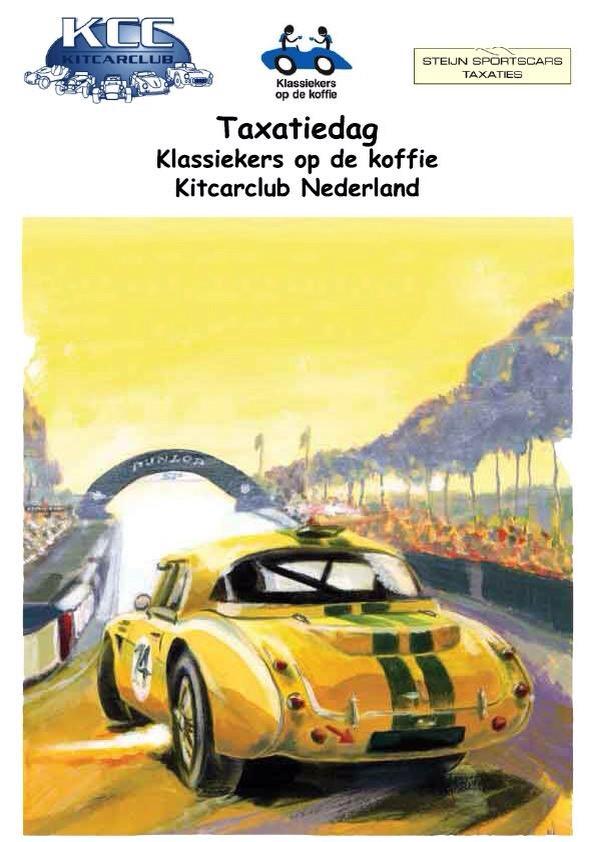 Taxatiedag Kitcarclub Nederland