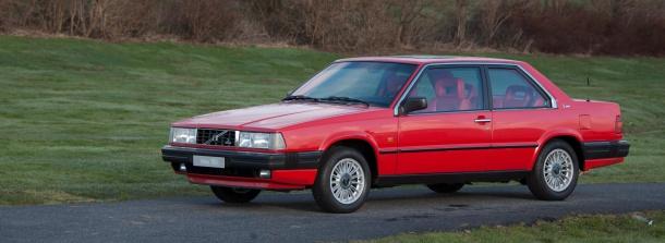 Volvo toont z'n Bertones op de Techno Classica