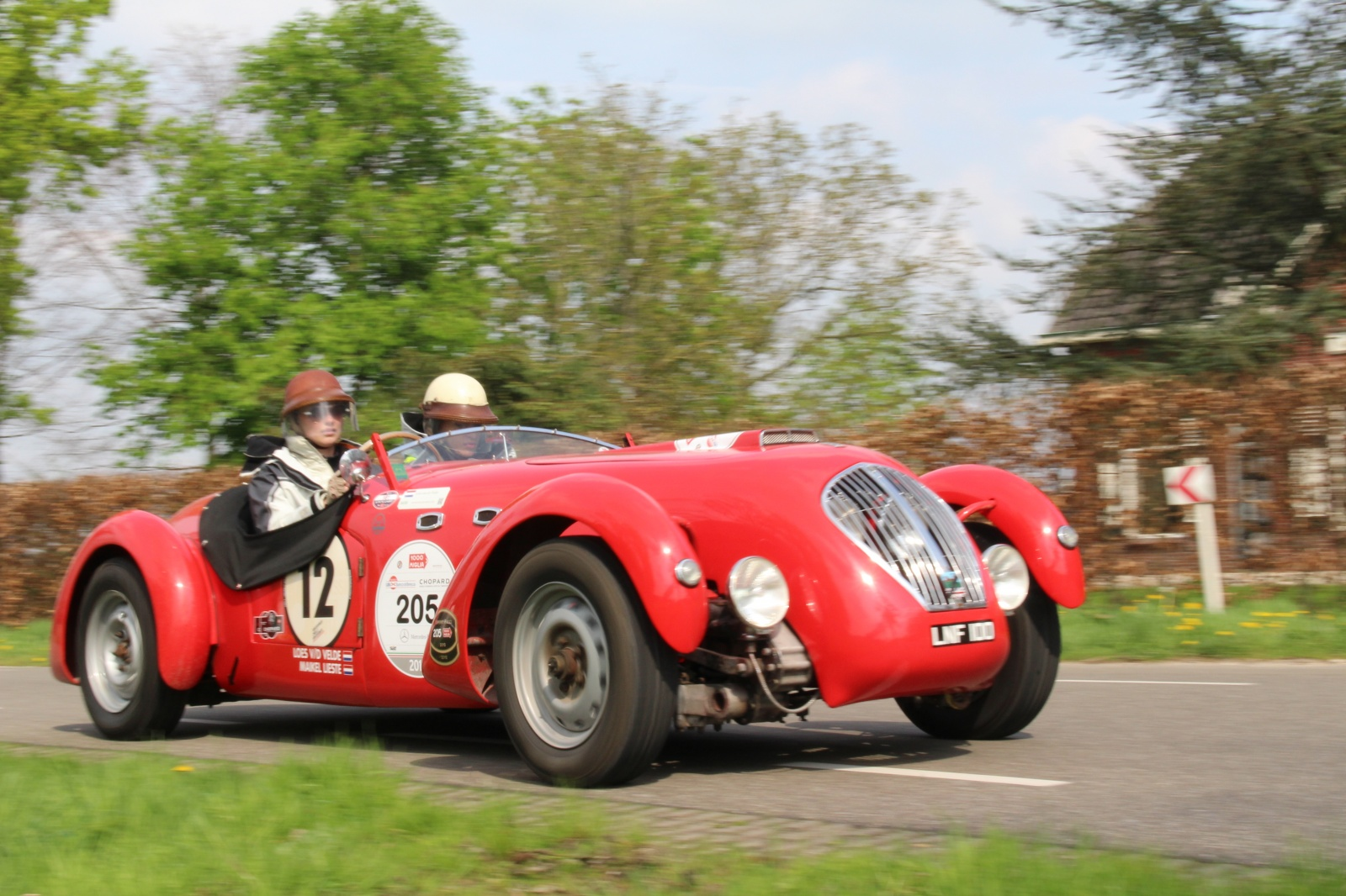 Healey Silverstone - 1950