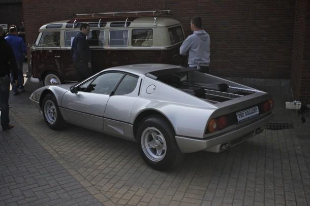 Techno Classica 2015 - The Gallery Brummen, Ferrari 512 BB
