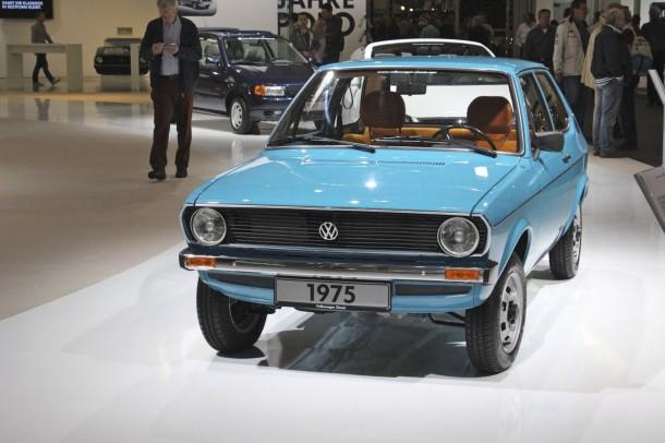 Techno Classica 2015 - Volkswagen Polo