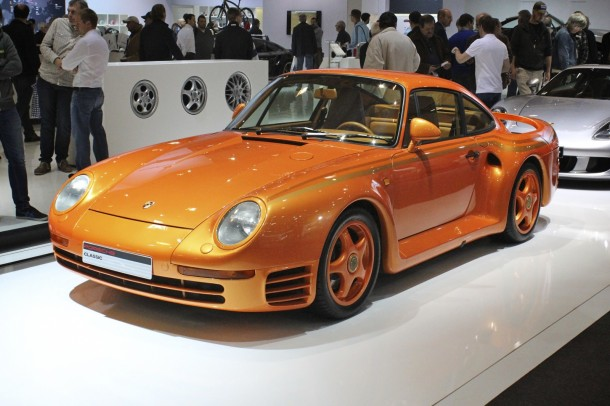 Techno Classica 2015 - Porsche 959