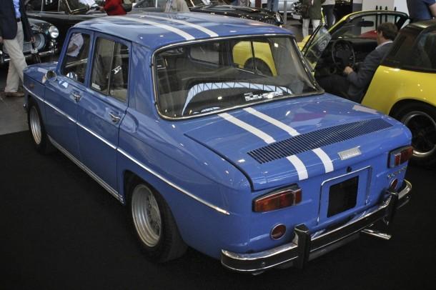 Techno Classica 2015 - Renault 8 Gordini