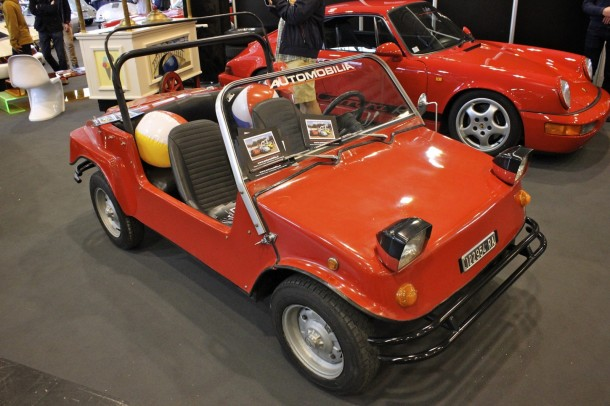 Techno Classica 2015 - Fiat buggy