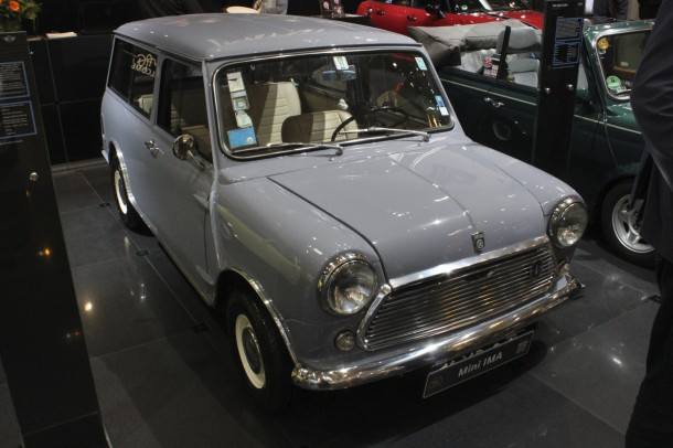 Techno Classica 2015 - Mini