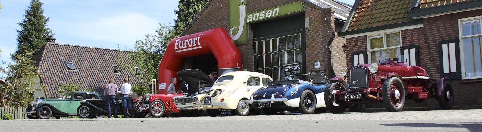 Open dagen Janssen Carrosseriebouw 2015