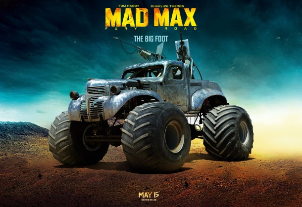 Mad Max - The Bigfoot