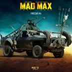 Mad Max - Firecar #4