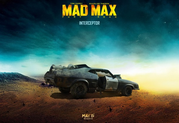 Mad Max - Interceptor