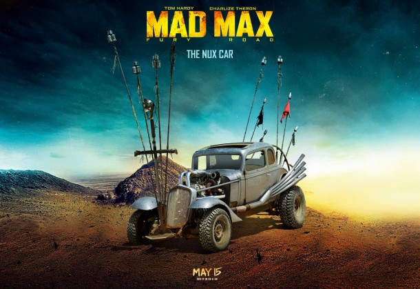 Mad Max - The Nux Car