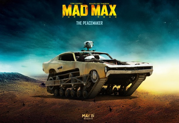 Mad Max - The Peacemaker